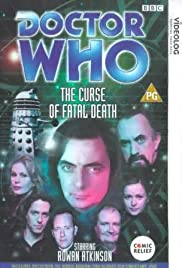 Comic Relief: Doctor Who - The Curse of Fatal Death Poster