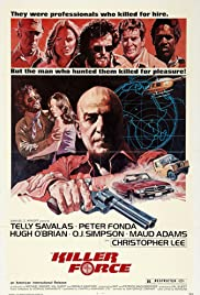 Killer Force Poster