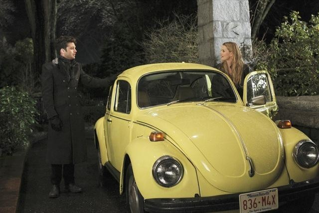 Jennifer Morrison and Sebastian Stan in Once Upon a Time (2011)