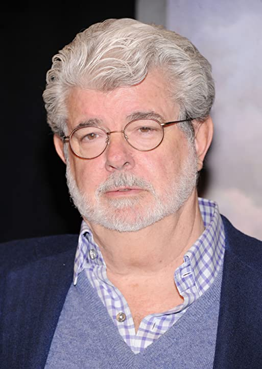 George Lucas at Red Tails (2012)