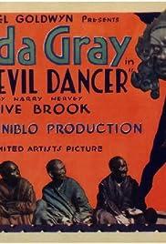 The Devil Dancer Poster