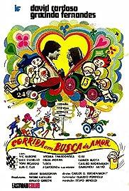 Corrida em Busca do Amor Poster