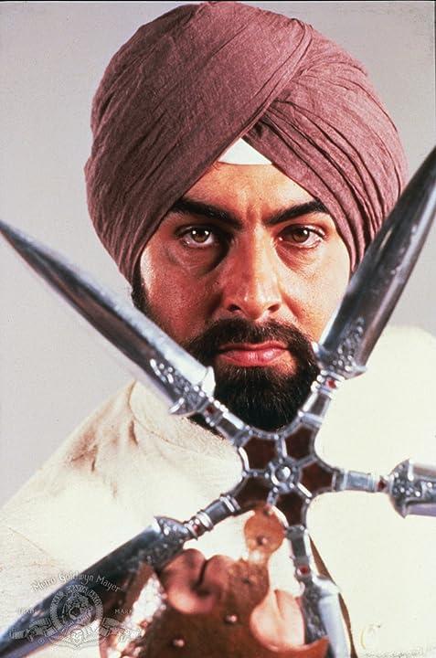 Kabir Bedi in Octopussy (1983)