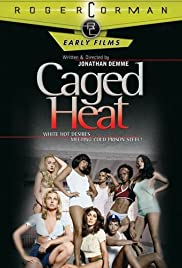 Caged Heat Poster