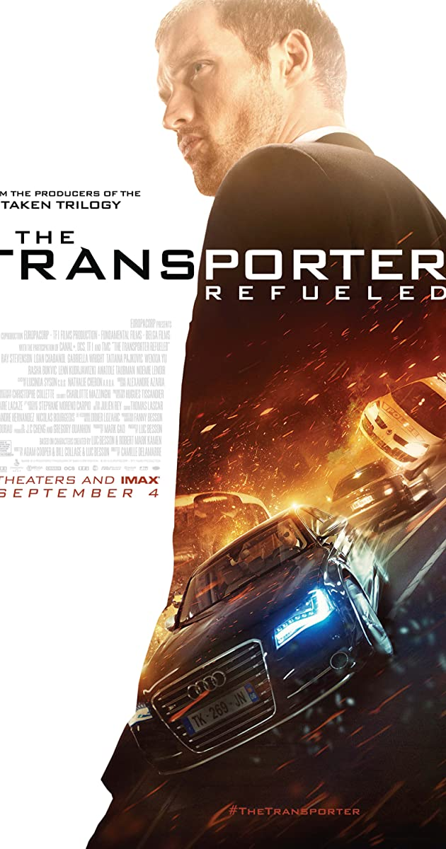 The Transporter Refueled 2015 BRRip