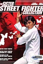 Sister Street Fighter: Hanging by a Thread Poster