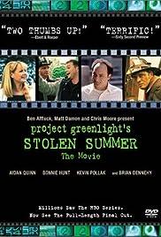 Stolen Summer Poster