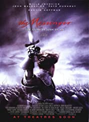 The Messenger: The Story of Joan of Arc poster