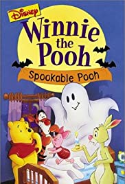 Winnie the Pooh Spookable Pooh (2000) Poster - Movie Forum, Cast, Reviews