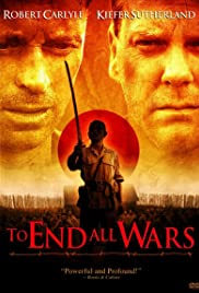 To End All Wars Poster