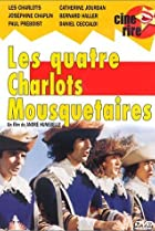 Image of The Four Charlots Musketeers