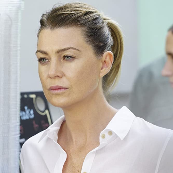 Ellen Pompeo in Grey's Anatomy (2005)