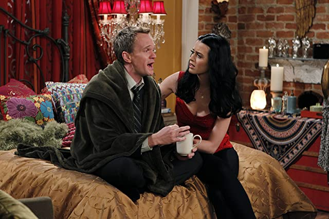 Neil Patrick Harris and Katy Perry in How I Met Your Mother (2005)