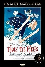 Fjols til fjells(1957) Poster - Movie Forum, Cast, Reviews