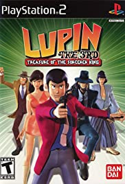 Lupin the 3rd: Treasure of the Sorcerer King Poster