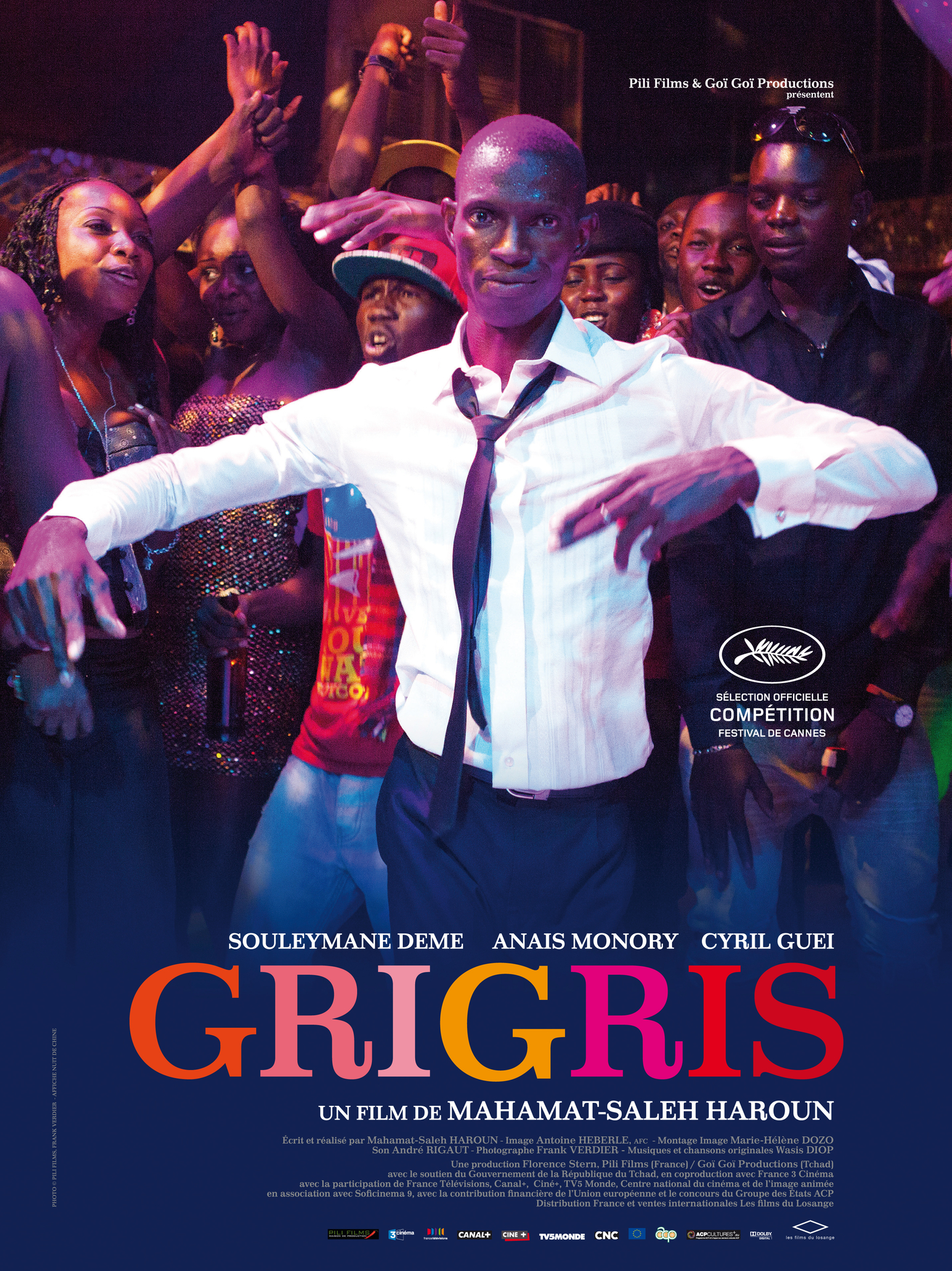 Grigris Watch Full Movie Free Online