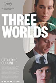 Trois mondes Poster