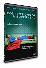 Confessions of a Superhero Poster