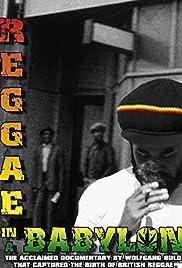 Reggae in Babylon Poster