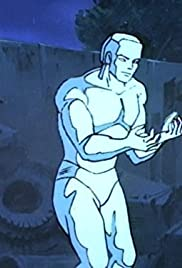 The Origin of Iceman Poster