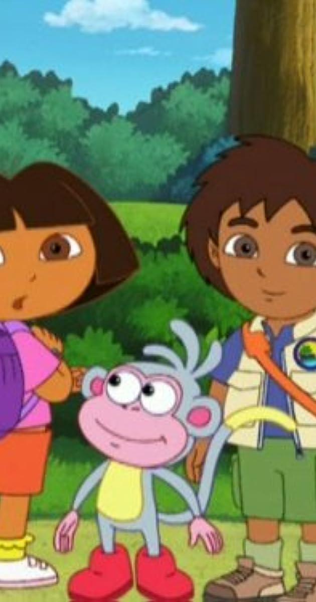 Quot Dora The Explorer Quot Meet Diego Tv Episode 2003 Imdb
