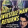 Vincent Price, Nan Grey, Cedric Hardwicke, Alan Napier, and John Sutton in The Invisible Man Returns (1940)