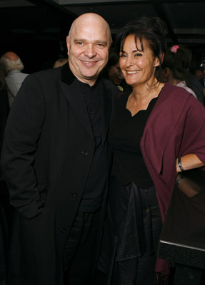 Anthony Minghella and Robyn Slovo at Catch a Fire (2006)