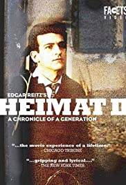 Heimat II: A Chronicle of a Generation Poster