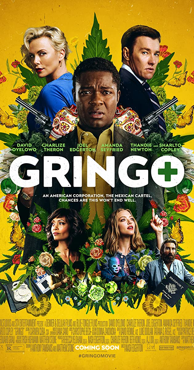 Gringo / Gringo  (2018)