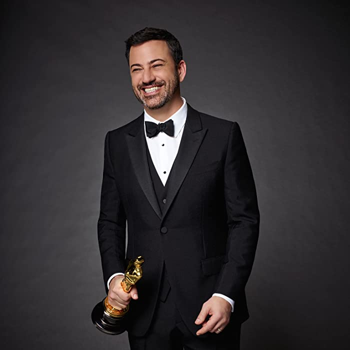 Jimmy Kimmel in The Oscars (2017)