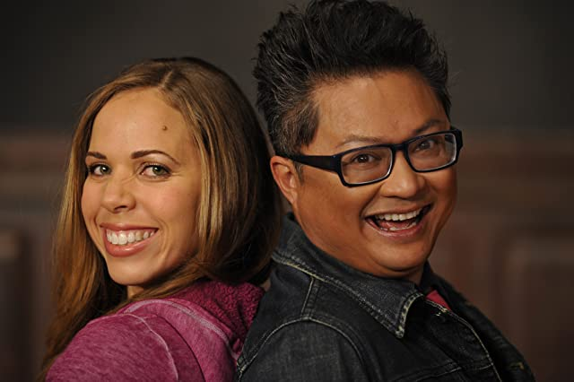 Alec Mapa and Lisette Bustamante in Showville (2013)