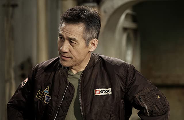 Sung-kee Ahn in Sector 7 (2011)