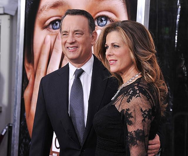 Tom Hanks and Rita Wilson at Extremely Loud & Incredibly Close (2011)