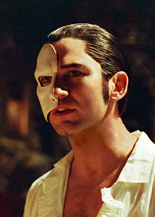 Gerard Butler in The Phantom of the Opera (2004)