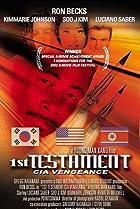 Image of 1st Testament CIA Vengeance