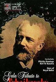 Gala Tribute to Tchaikovsky Poster