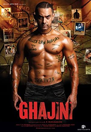 Ghajini (2008) Download on Vidmate