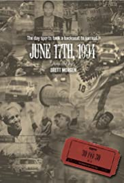 June 17th, 1994 Poster