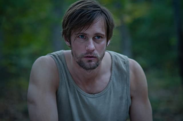 Alexander Skarsgård in The East (2013)