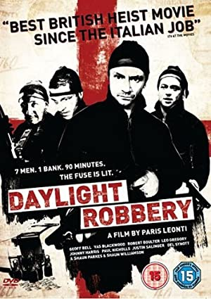Daylight Robbery poster
