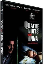 Cztery noce z Anna Poster
