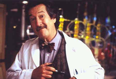 Michael Caton as Dr. Wilder in The Animal (2001)