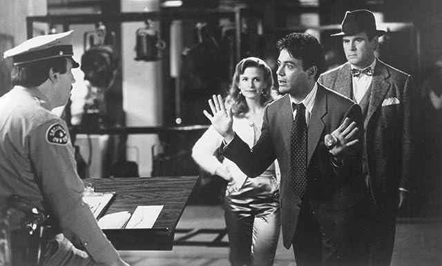 Robert Downey Jr., Charles Grodin, Kyra Sedgwick, and John Goodwin in Heart and Souls (1993)