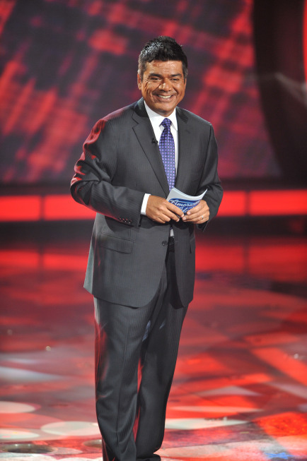 George Lopez in American Idol (2002)