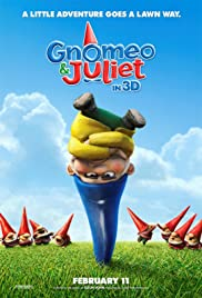 Gnomeo & Juliet (2011) Poster - Movie Forum, Cast, Reviews