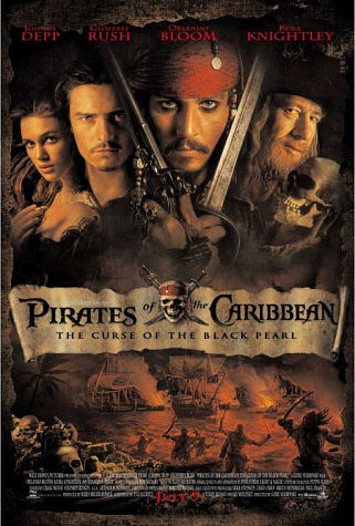 Pirates of the Caribbean: The Curse of the Black Pearl (2003)  Tagalog Dubbed