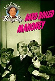 Hard Boiled Mahoney Poster