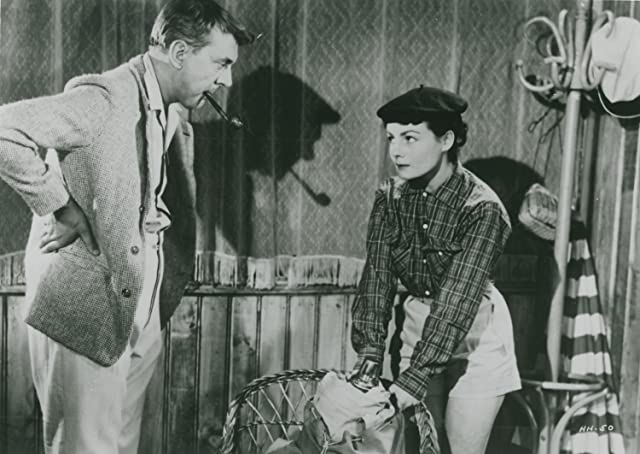 Jacques Tati in Monsieur Hulot's Holiday (1953)