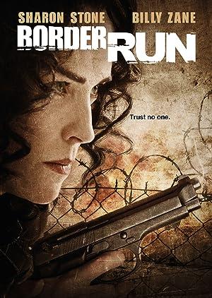 Poster Border Run - Tödliche Grenze