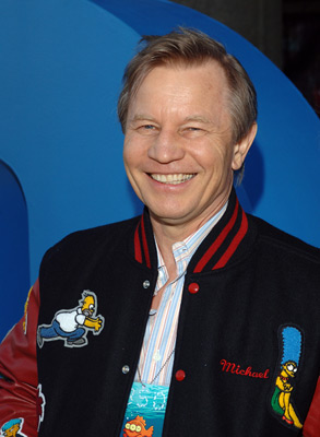 Michael York at an event for The Simpsons (1989)